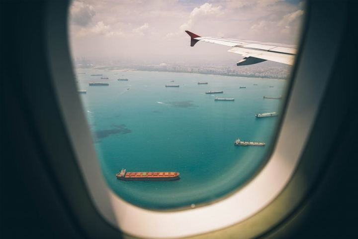 7. Flight Tickets