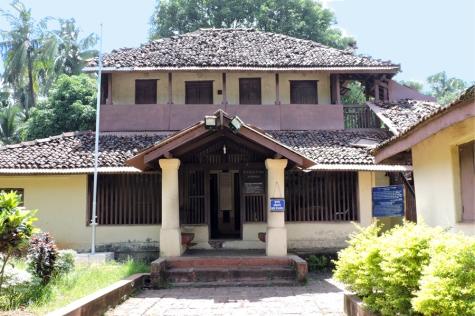 Ancestral house of Bal Gangadhar Tilak.