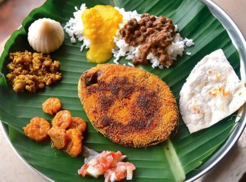 Konkani Thali