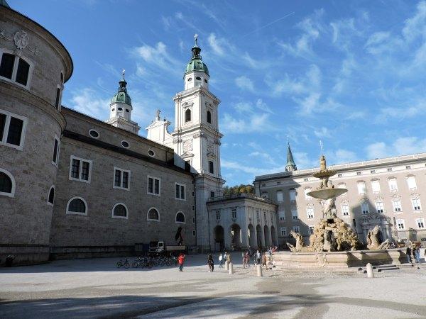 Residenz at Mozartplatz