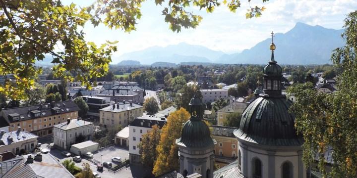 24 Hours in Salzburg,Austria