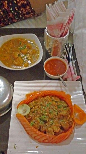 Portuguese Dinner