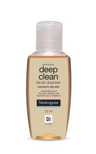 Neutrogena Deep Clean Facial Cleanser 50ml.jpg