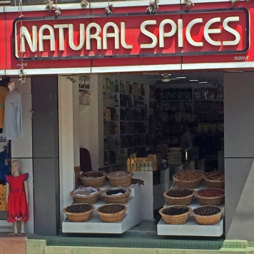 Shops selling Spices