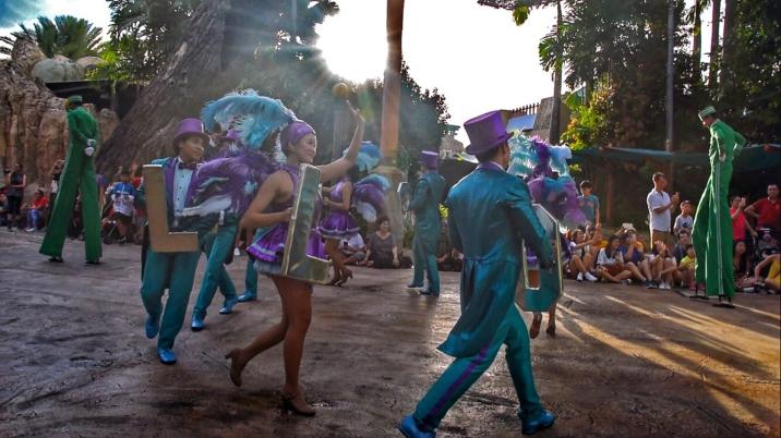 Hollywood Dreams Parade!